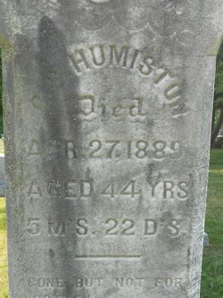 C. S. Humiston