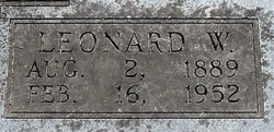 Leonard William West