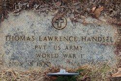 Thomas Lawrence Handsel