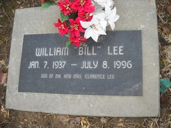 "William Earl ""Bill"" Lee"