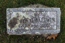Evelyn G Baldwin