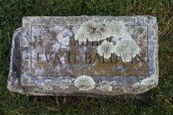 Eva H <I>Hier</I> Baldwin