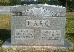 Morton Hare