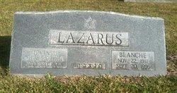 Irvin J Lazarus