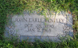 John Earle Bentley