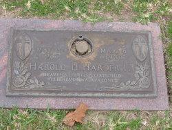 Harold H. Harder, III