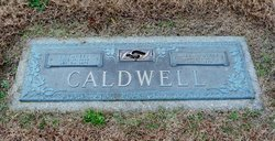 """Clarence Cecil """"Muzzy"""" Caldwell"""