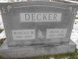 Marcus Winfield Decker