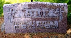 Florence Leola <I>Swain</I> Taylor