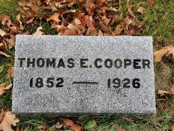 Thomas Edward Cooper