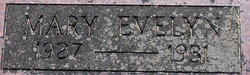 Mary Evelyn Peace