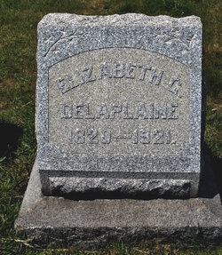 Elizabeth G Delaplaine