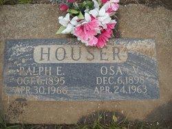 Ralph Edwin Houser