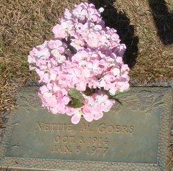 Nettie Mae Goers