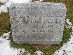 George Kenneth Decker