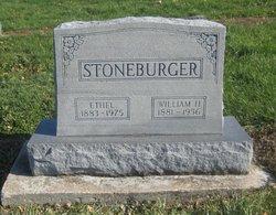 William Hamlet Stoneburger