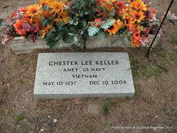Chester Lee Keller