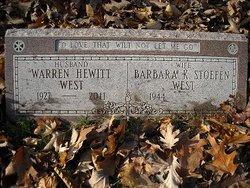 Warren Hewitt West