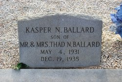 Kasper Newell Ballard