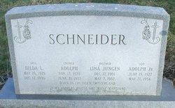 Hilda L. Schneider