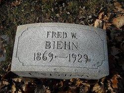 Fred W. Biehn