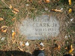 Archie A Clark, Jr