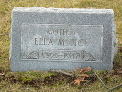 Ella May <I>Wilson</I> Tice