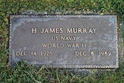 H James Murray