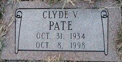 Clyde V. Pate