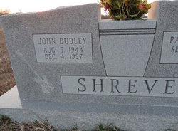 John Dudley Shreve
