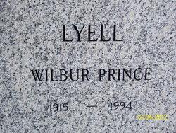 Wilbur Prince Lyell