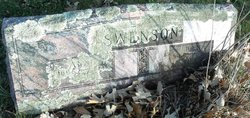 """Anna Martha """"Annie"""" <I>Bollerud</I> Swenson"""