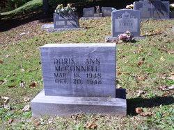 Doris Ann McConnell