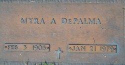 Myra Adena <I>Alsman</I> DePalma