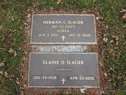Elaine D Slager