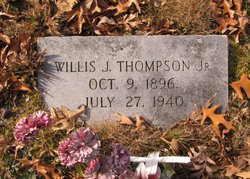 Willis Joel Thompson, Jr