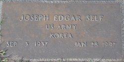 Joseph Edgar Self