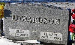 Hilda Viola <I>Lundstrom</I> Edwardson
