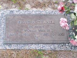 Elzie Henry Turner