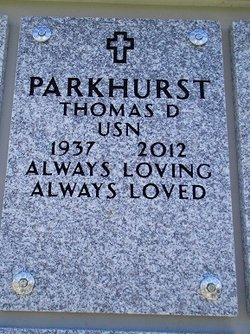 Thomas D. Parkhurst