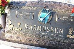 Rev Walter J. Rasmussen