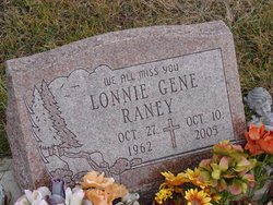 Lonnie Gene Raney