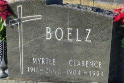 Clarence Boelz