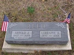 Lorraine A. Reed