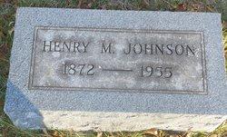 Henry M Johnson