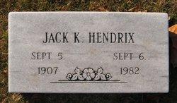 Jack K. Hendrix