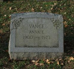 Anna E. Vance