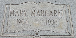 Mary Margaret Robinson