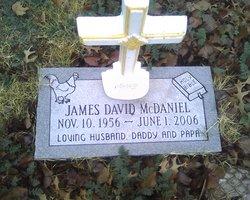 James David McDaniel