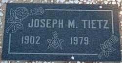 Joseph Martin Tietz